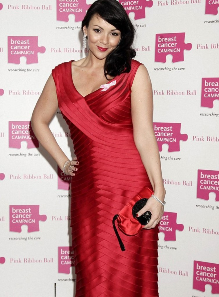 Martine-McCutcheon Top 10 Celebrity Pregnancies in 2015