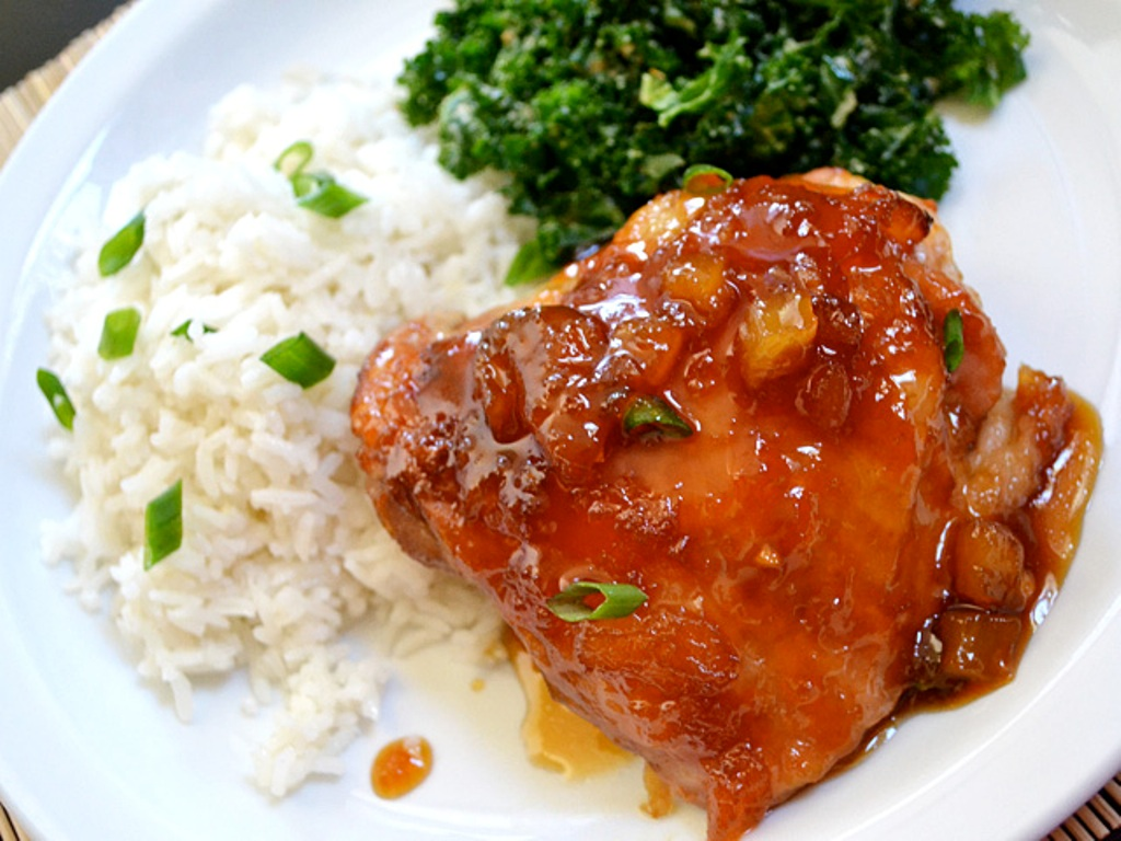 Pineapple-Chicken-Teriyaki 10 Most Delicious & Mouth-Watering Chicken Breast Recipes