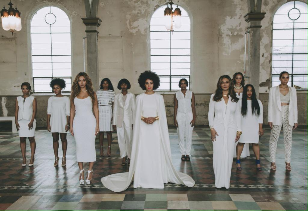 Solange-Knowles-and-Alan-Ferguson Top 10 Celebrity Weddings of 2014