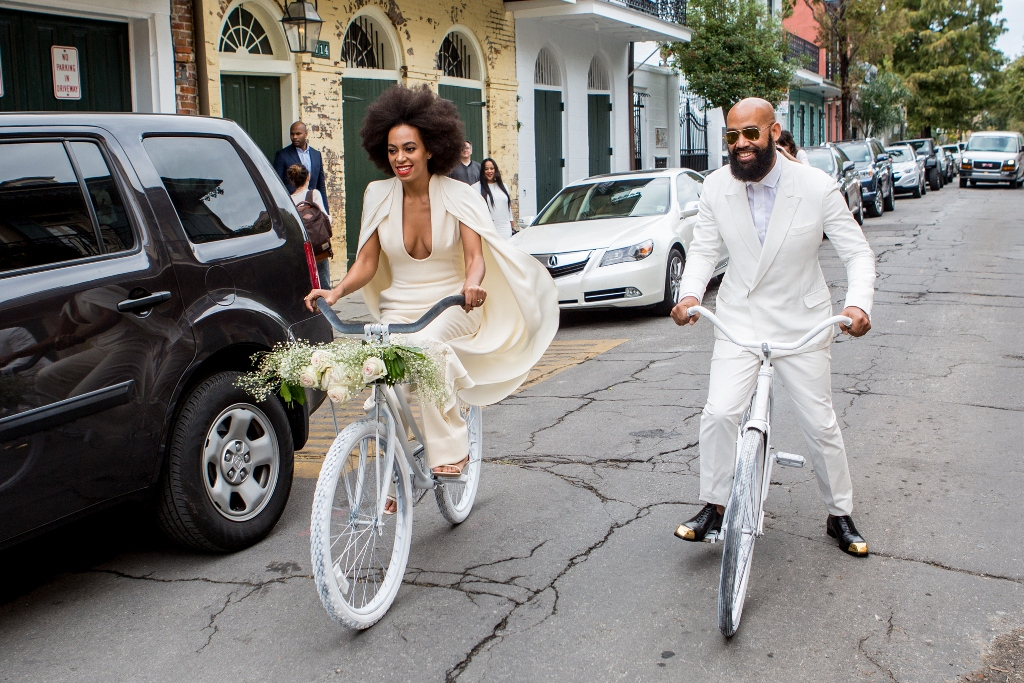 Solange-Knowles-and-Alan-Ferguson2 Top 10 Celebrity Weddings of 2014