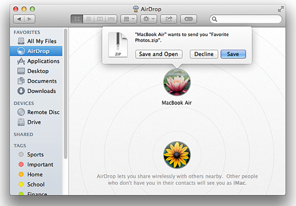 airdrop_save Do You Know How to Use AirDrop?