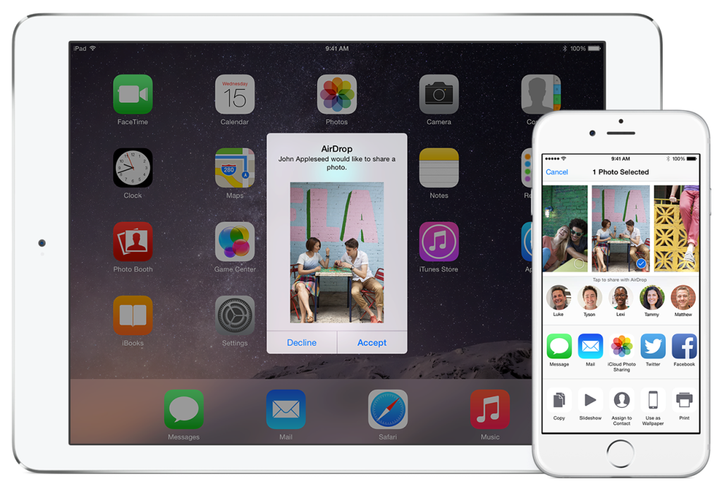 ios8_airdrop_ipad_iphone Do You Know How to Use AirDrop?