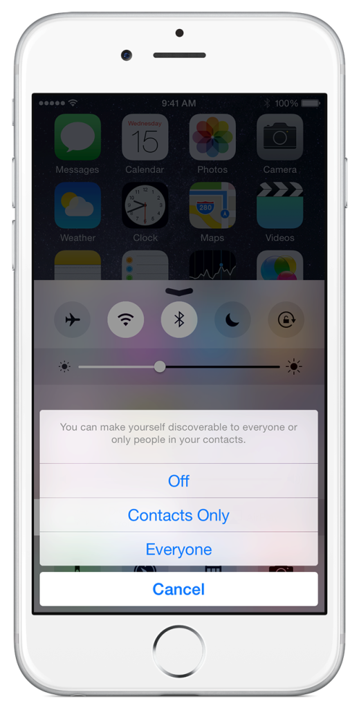 ios8_airdrop_turn_on Do You Know How to Use AirDrop?