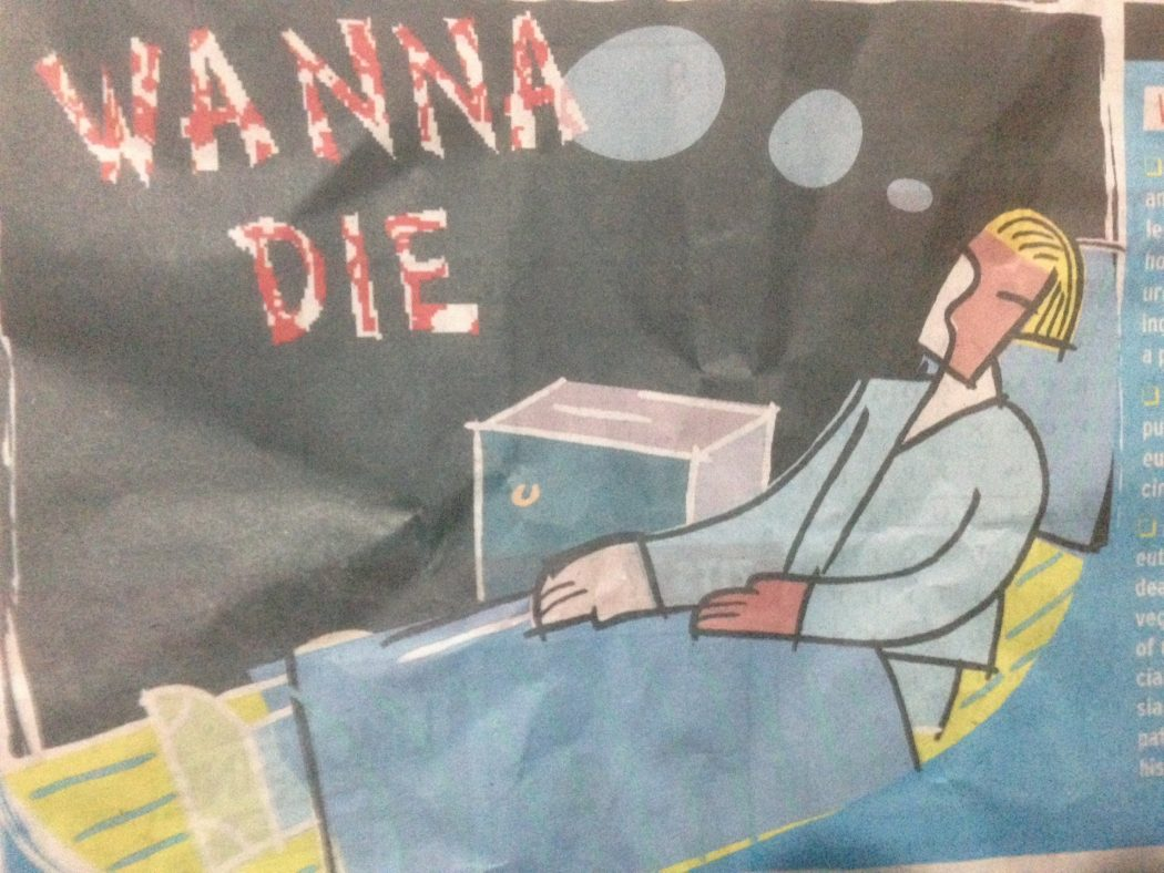 Euthanasia Euthanasia: A Murder Or A Savior?