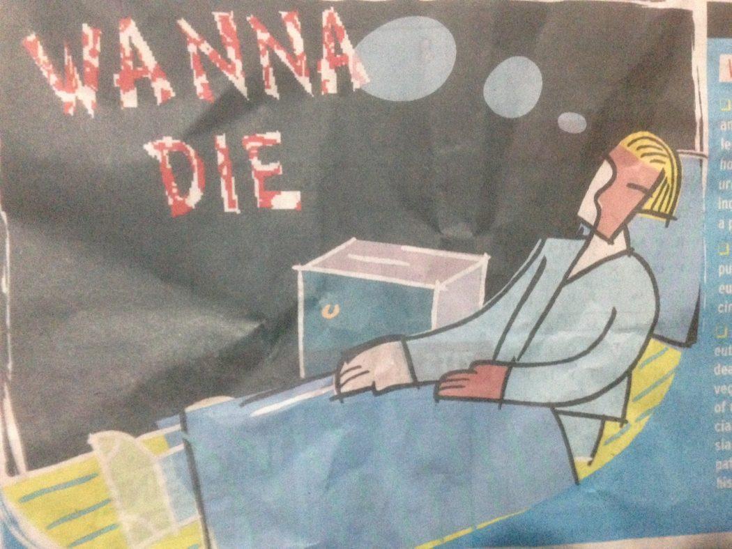 Euthanasia: A Murder Or A Savior? – Pouted Magazine