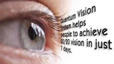 Photo of NEW: Vision System on Way Promises 20/20 Eyesight Improvement in 1 Week without Lasik Surgery