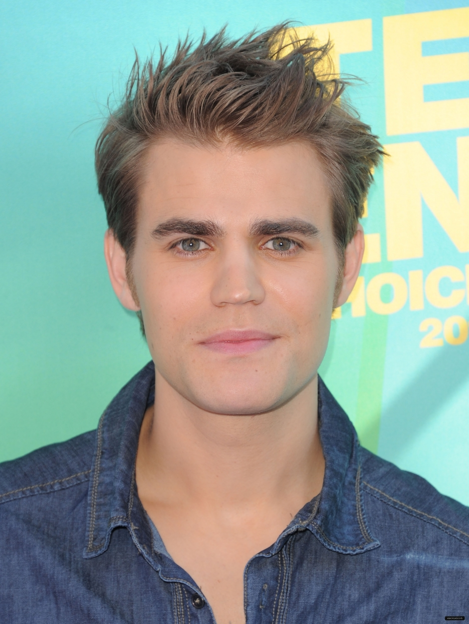 936full-paul-wesley Top 10 Most Handsome (Good Looking) Hollywood Actors