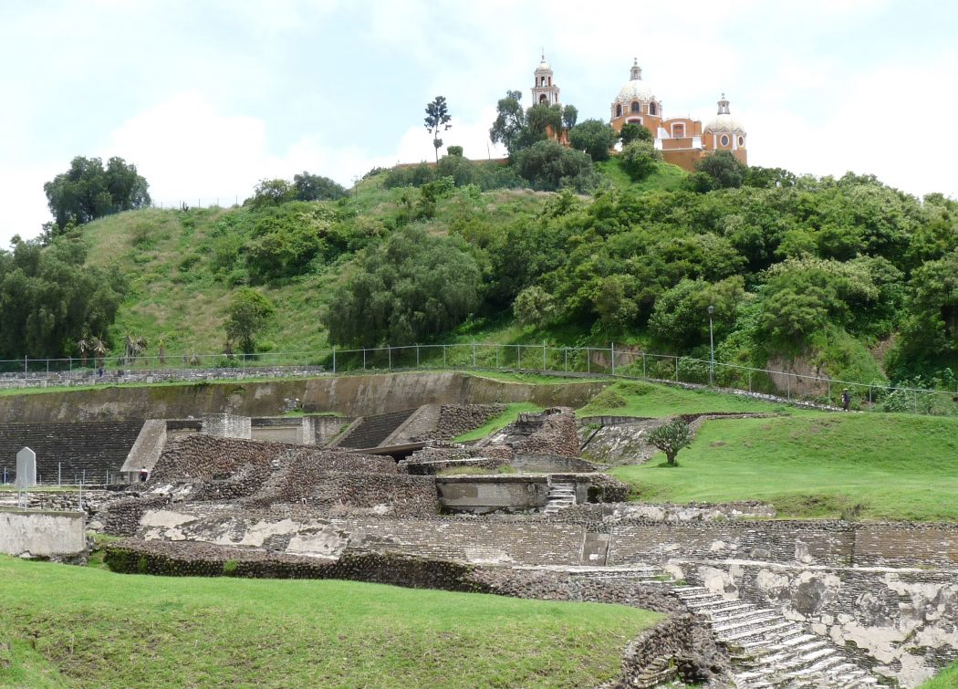 Cholula_ruinas_8 Top 10 Most Ancient Cities Found in The World