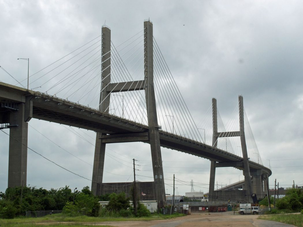 Cochrane-Africatown_USA_Bridge_May_2012 Top 10 Biggest Bridges in USA