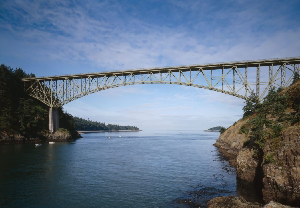 Deception_pass_bridge Top 10 Biggest Bridges in USA