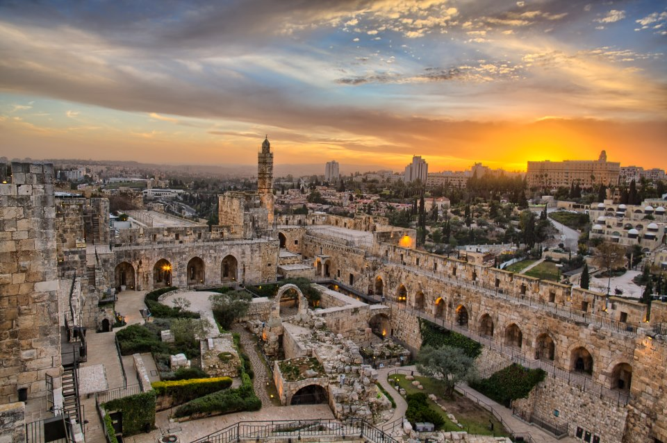 Jerusalem_photo1 Top 10 Most Ancient Cities Found in The World