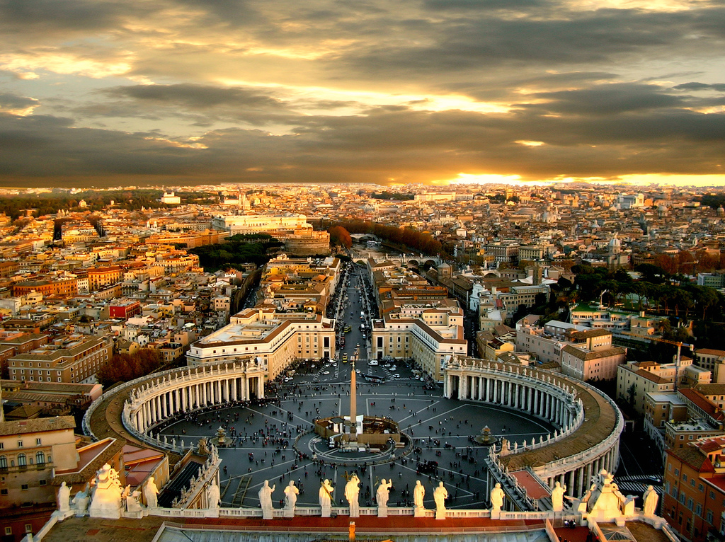 Rome Top 10 Most Ancient Cities Found in The World