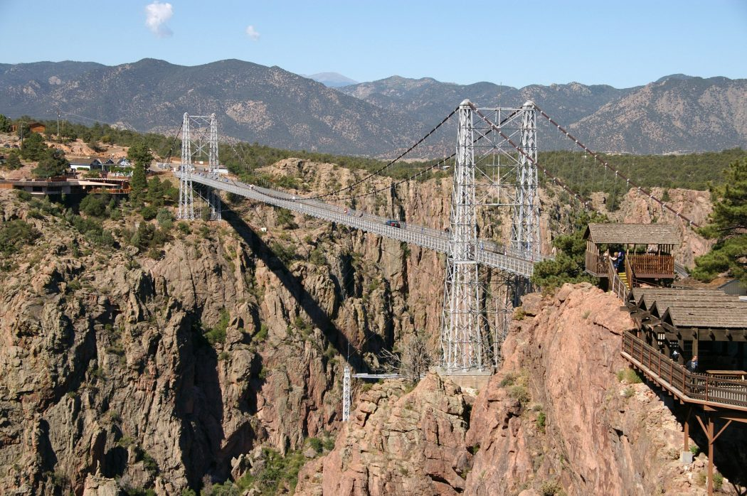 Royal_Gorge_Bridge_2010 Top 10 Biggest Bridges in USA