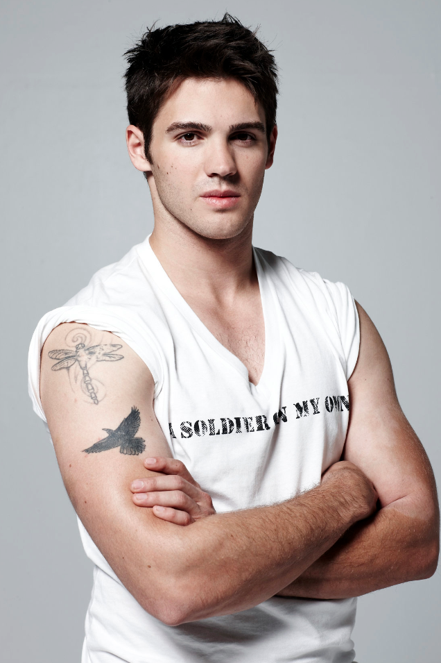 Steven-R.-McQueen-Bullett Top 10 Most Handsome (Good Looking) Hollywood Actors