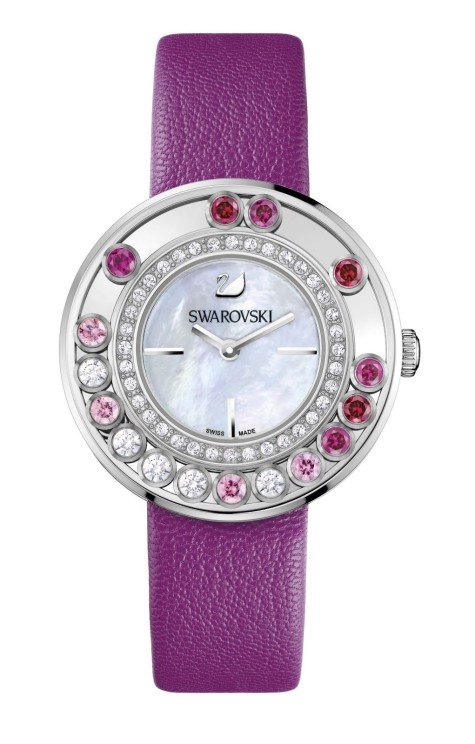 Swarovski-Lovely-Crystals-1-475x744 How To Select Practical, Cheap And Good Quality Watch?