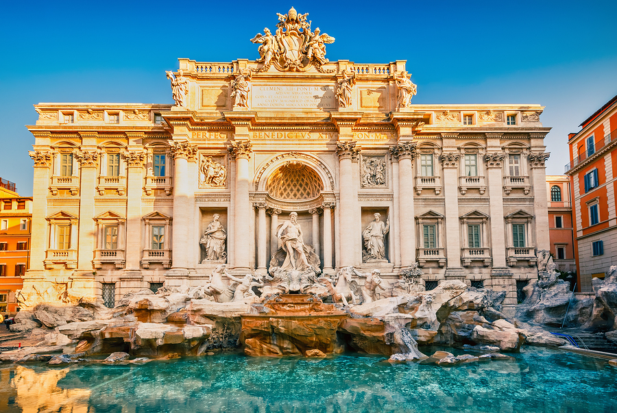 Trevi Top 10 Most Ancient Cities Found in The World