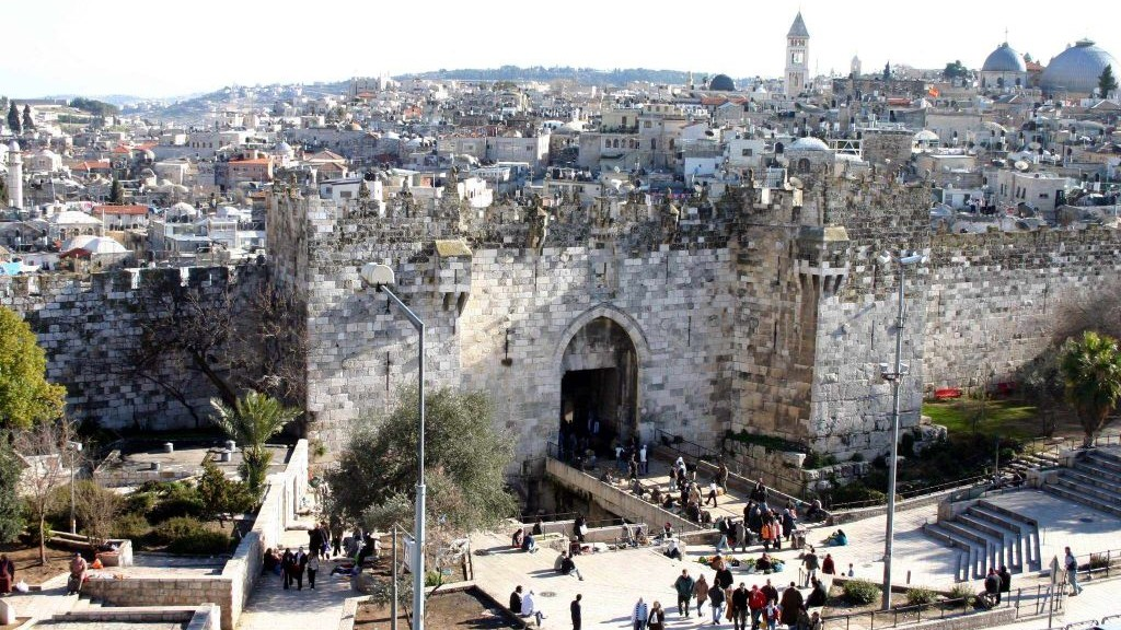 VIEW-OF-DAMASUS-GATE-AND-OLD-CITY-e1388766730942 Top 10 Most Ancient Cities Found in The World