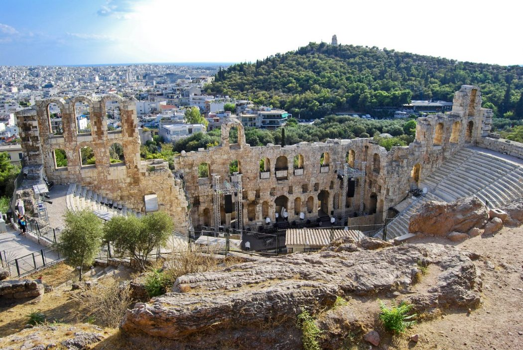 athens_greece_panoramic_view Top 10 Most Ancient Cities Found in The World