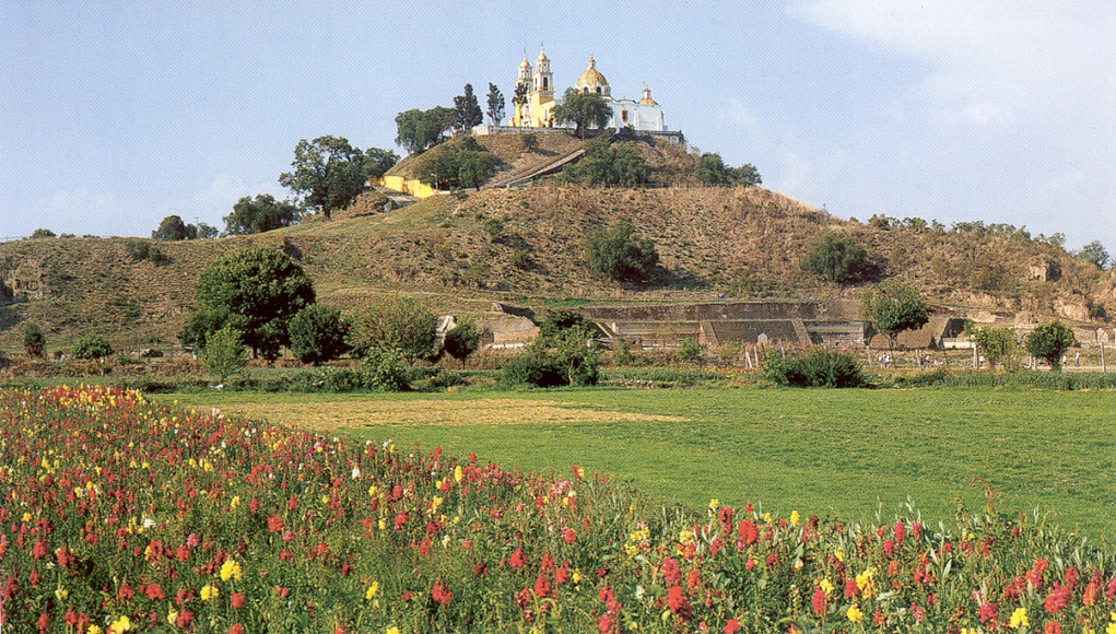 cholula-church-1 Top 10 Most Ancient Cities Found in The World