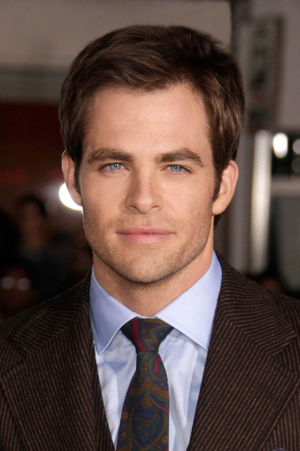 chris-pine Top 10 Most Handsome (Good Looking) Hollywood Actors