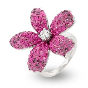 long-make-your-wedding-memorable-by-giftin-pink-rings-01 7 Ways to Select Rings For Long, Skinny, And Short Fingers