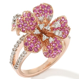 long-rose-gold-jewelry-a-pill-of-love-for-your-wife-4 7 Ways to Select Rings For Long, Skinny, And Short Fingers