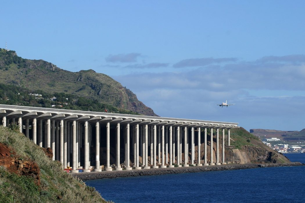 madeira-international-airport Top 10 Weirdest Airport in The World