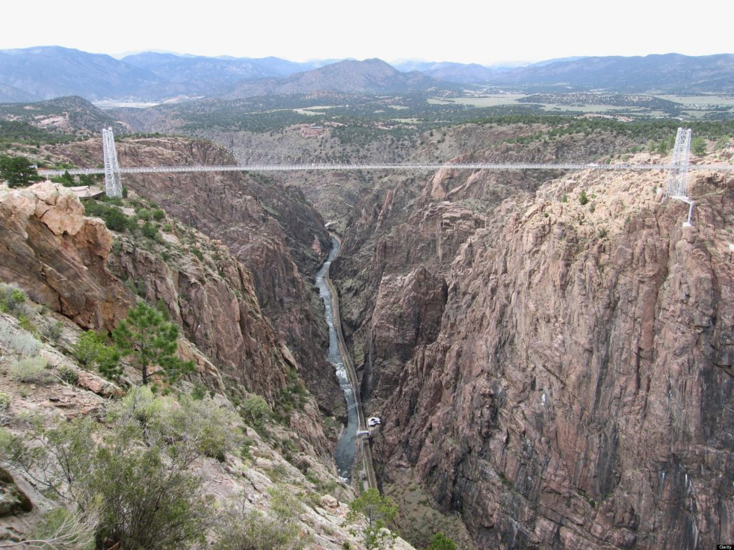 o-ROYAL-GORGE-BRIDGE-facebook Top 10 Biggest Bridges in USA