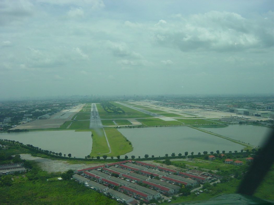 picAirportBangkokDonMuang Top 10 Weirdest Airport in The World