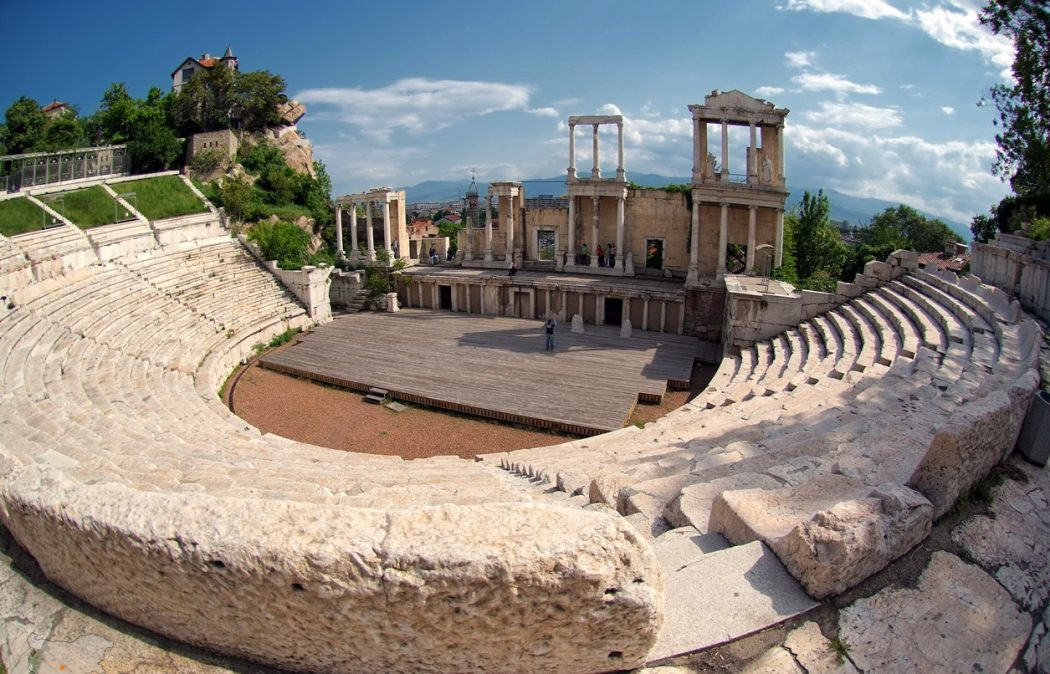 plovdiv-theater-0 Top 10 Most Ancient Cities Found in The World