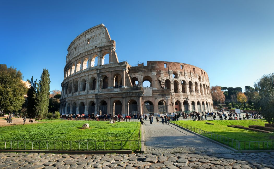 rome_coll Top 10 Most Ancient Cities Found in The World