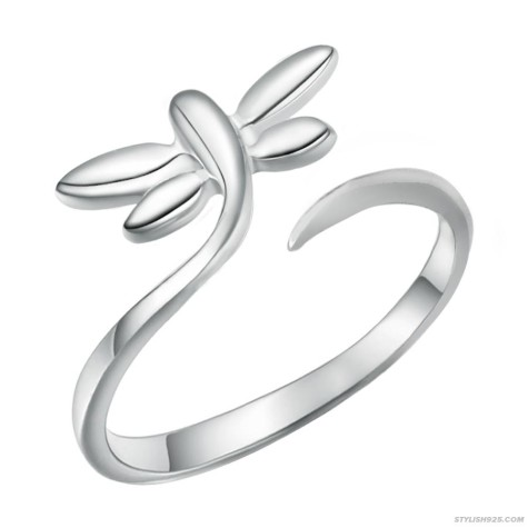 short-New_Dragonfly_Sterling_Silver_Ring_original_img_13485596264184_1008_f0199a3f5d79a1caa0c379c6b71c2716-475x475 7 Ways to Select Rings For Long, Skinny, And Short Fingers