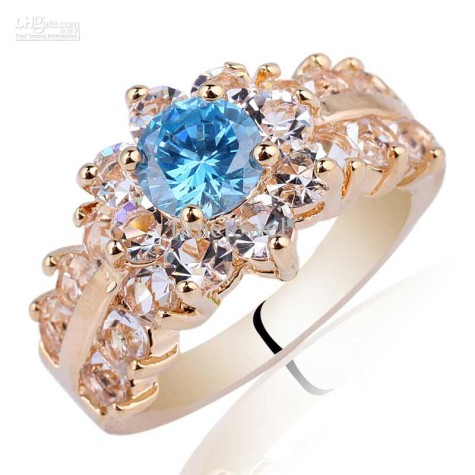 short-lady-round-flower-shape-blue-topaz-gold-925-475x475 7 Ways to Select Rings For Long, Skinny, And Short Fingers