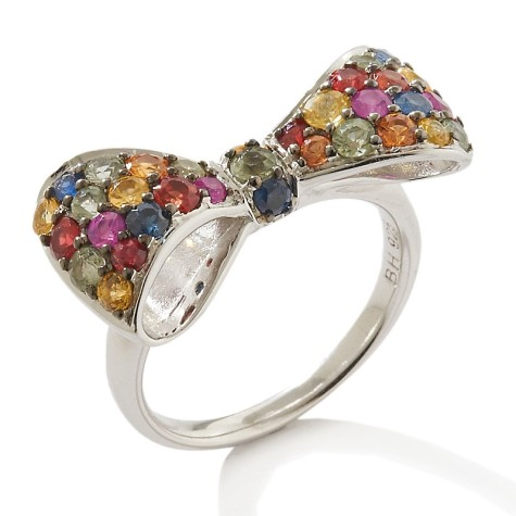 short-my-precious-rainbow-165ct-multicolor-sapphire-bow-ring-d-20120221160751677127584-475x475 7 Ways to Select Rings For Long, Skinny, And Short Fingers