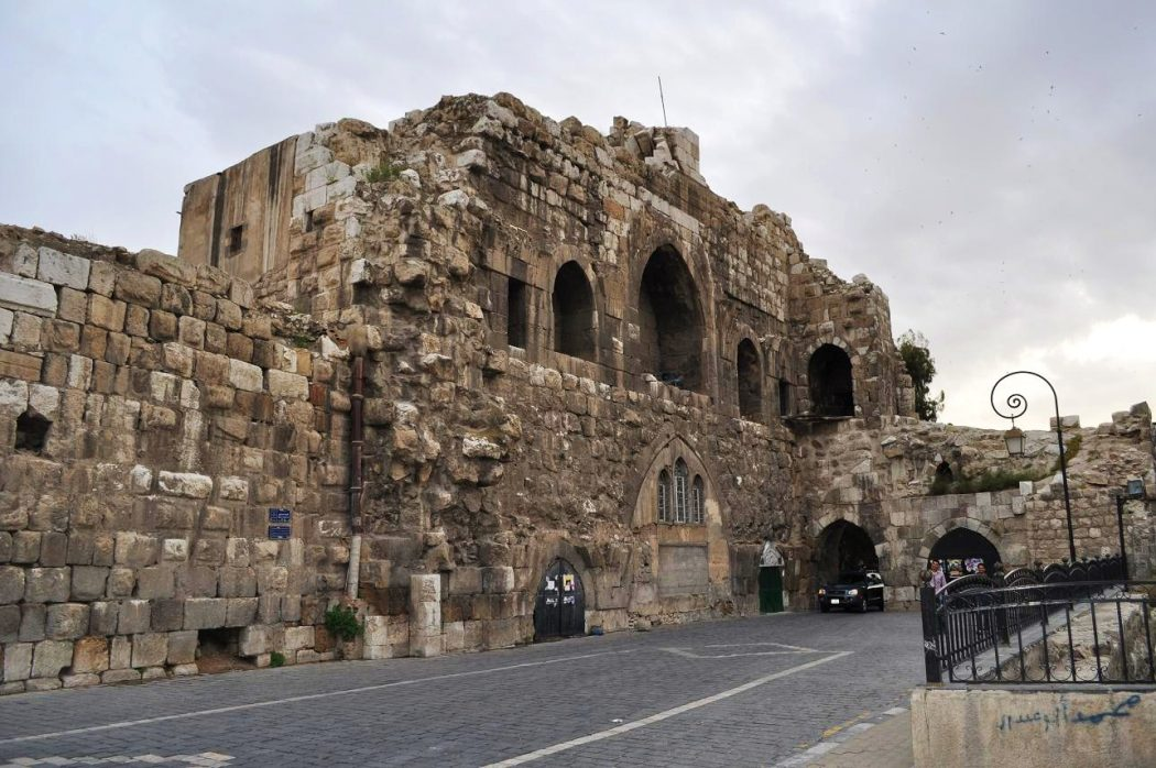 syria_damascus_citadel Top 10 Most Ancient Cities Found in The World
