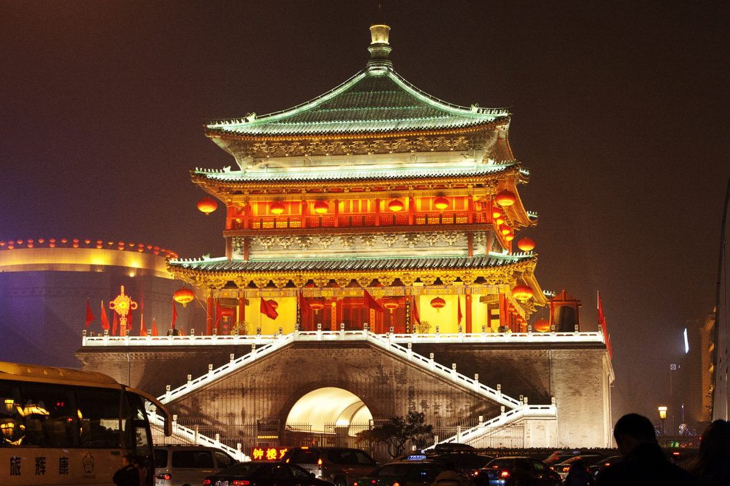 xian-bell-tower Top 10 Most Ancient Cities Found in The World