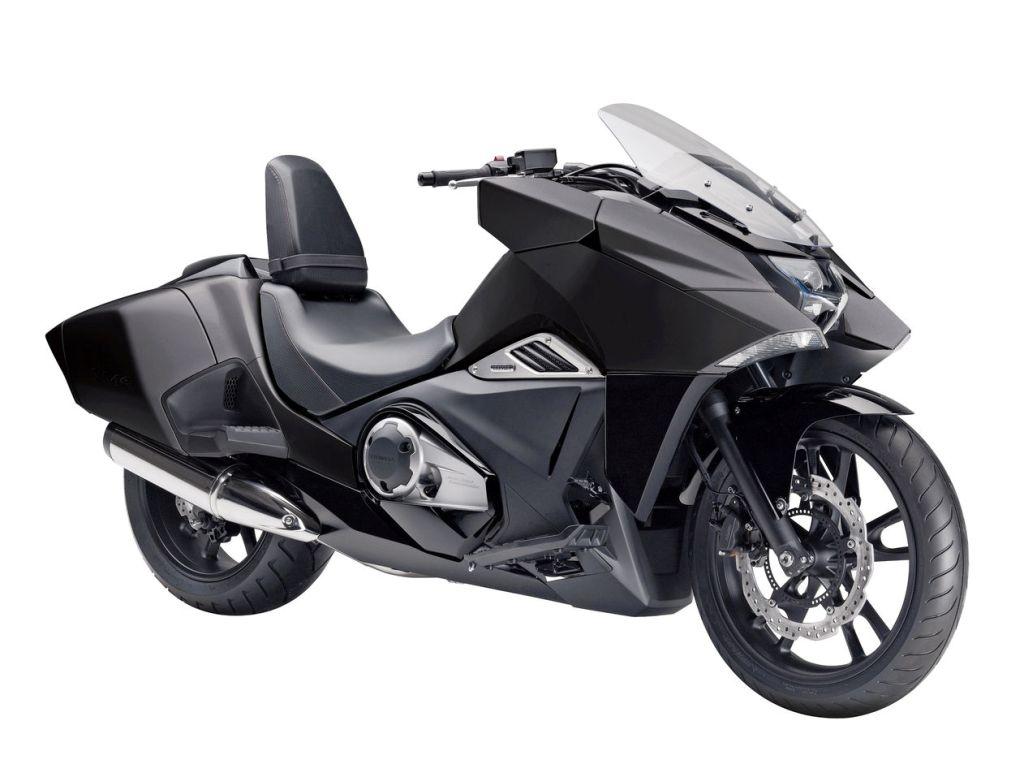 2016_NM4-MatteBlackMetallic. Best 25 Motorcycle Models Released by Honda