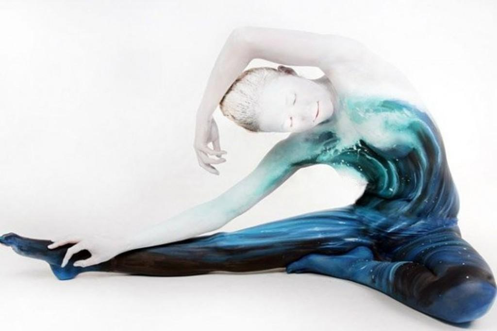 3D-Body-Paintings-10 58 Most Marvelous 3D Body Paintings