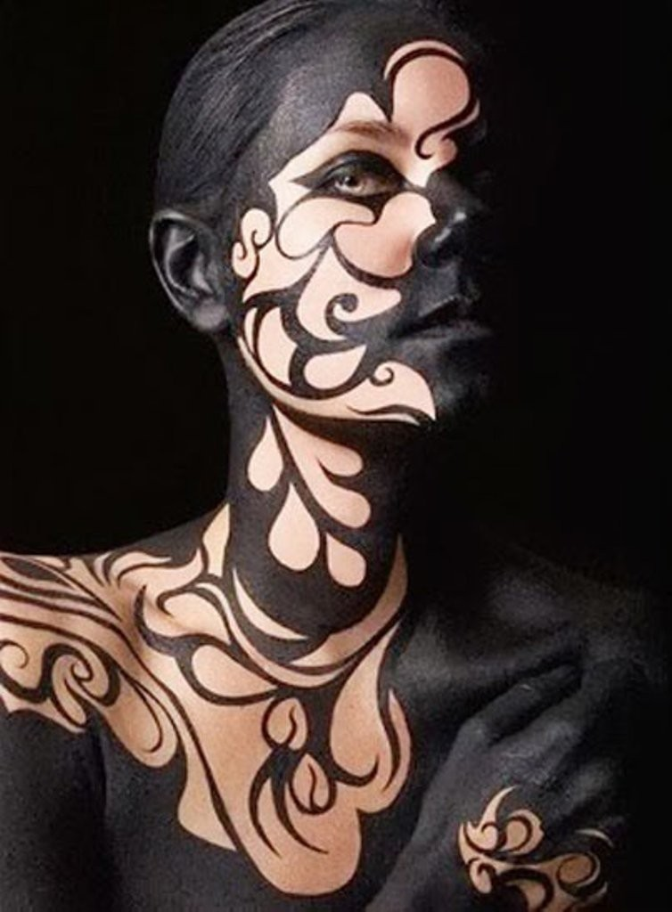 3D-Body-Paintings-16 58 Most Marvelous 3D Body Paintings