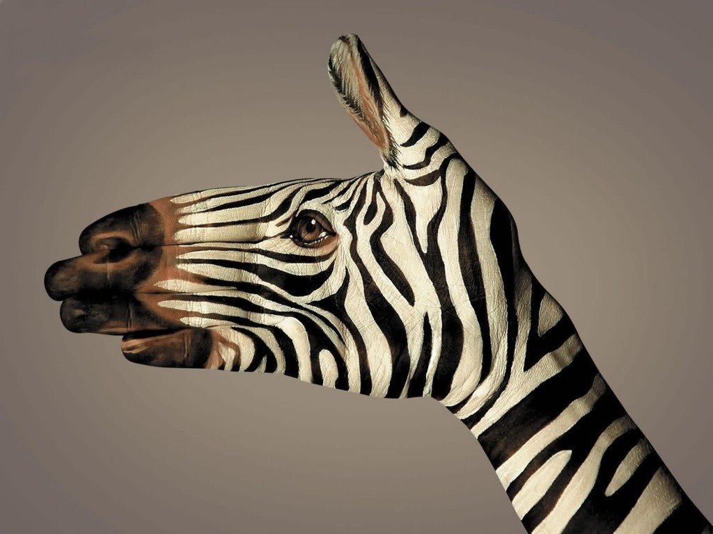 3D-Body-Paintings-27 58 Most Marvelous 3D Body Paintings