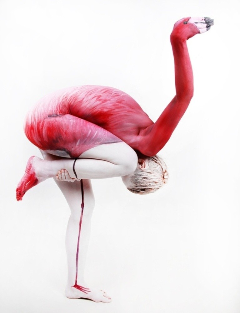 3D-Body-Paintings-3 58 Most Marvelous 3D Body Paintings