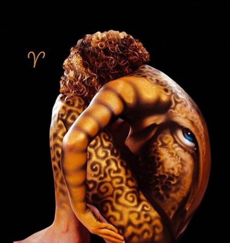 3D-Body-Paintings-31 58 Most Marvelous 3D Body Paintings