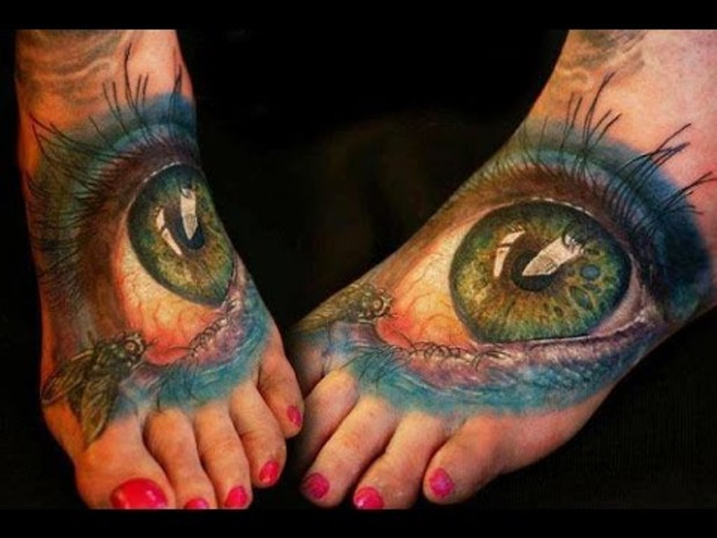 3D-Body-Paintings-49 58 Most Marvelous 3D Body Paintings