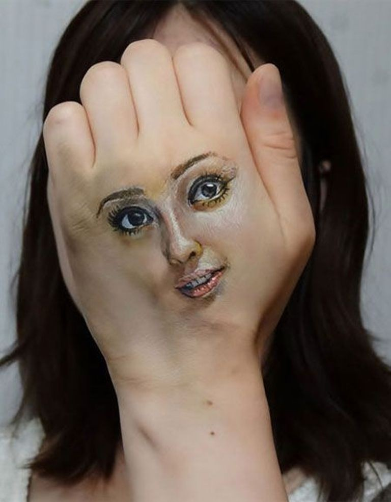 3D-Body-Paintings-9 58 Most Marvelous 3D Body Paintings