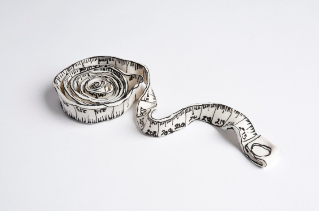 3D-Ceramic-Artworks-that-Look-Like-Pen-Drawings-17 46 3D Ceramic Artworks that Look Like Pen Drawings!