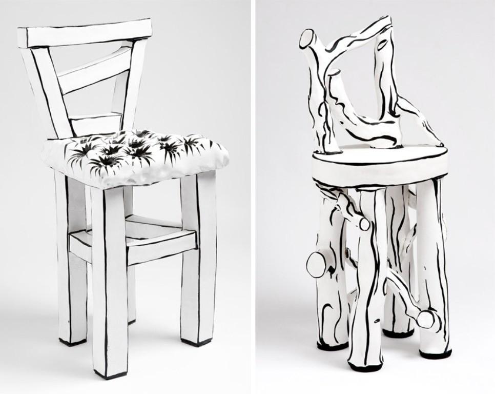 3D-Ceramic-Artworks-that-Look-Like-Pen-Drawings-43 46 3D Ceramic Artworks that Look Like Pen Drawings!