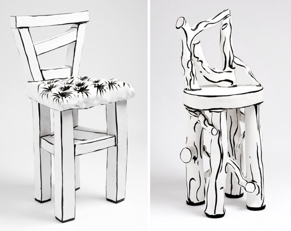 3D-Ceramic-Artworks-that-Look-Like-Pen-Drawings-43 46 3D Ceramic Artworks that Look Like Pen Drawings!
