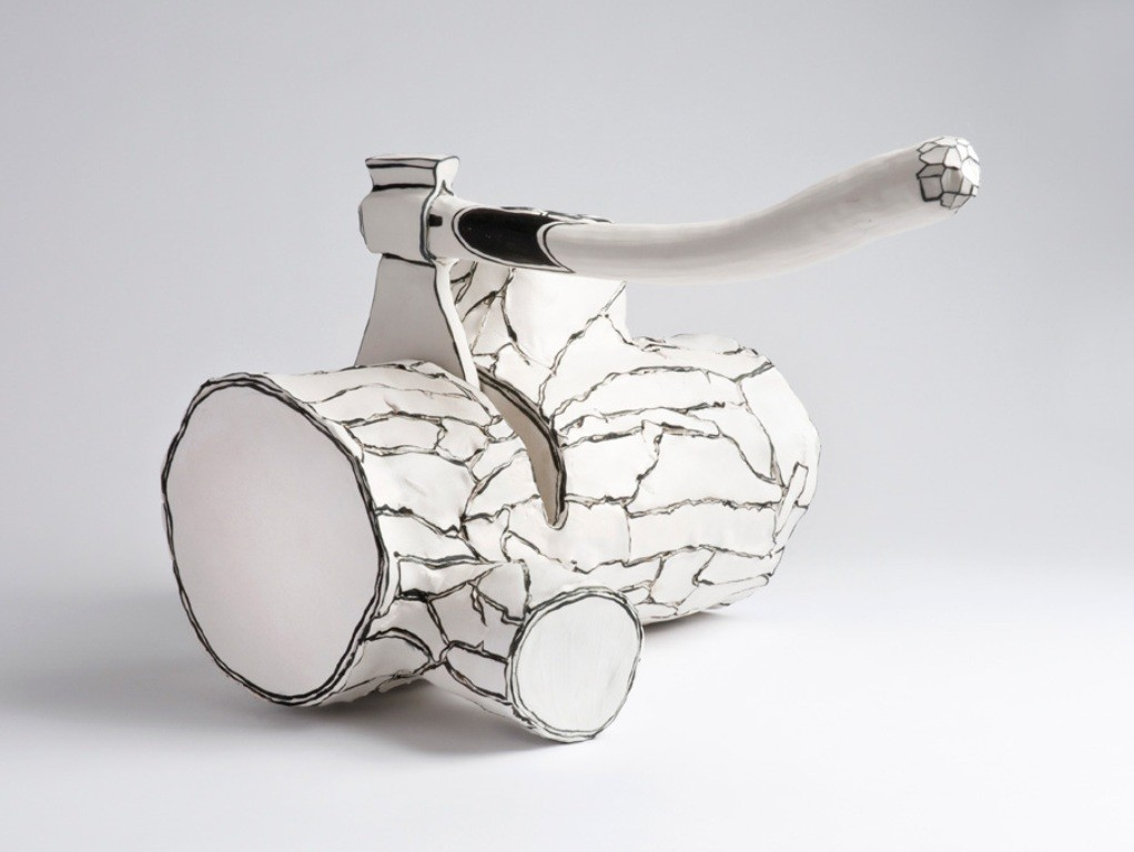 3D-Ceramic-Artworks-that-Look-Like-Pen-Drawings-8 46 3D Ceramic Artworks that Look Like Pen Drawings!