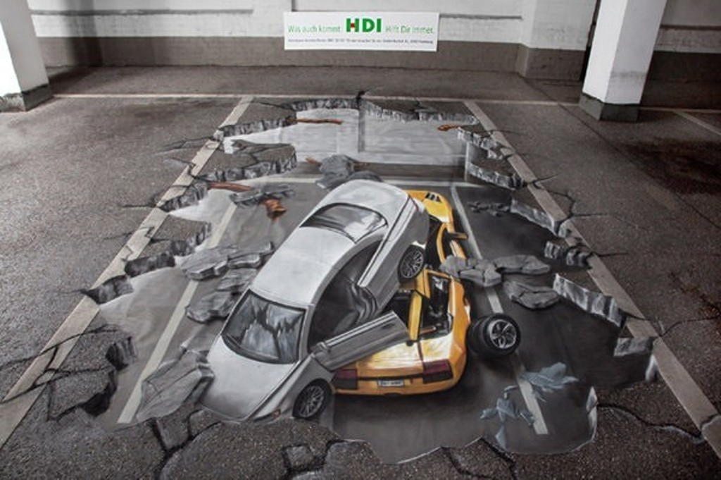 3D-Chalk-Art-Drawings-12 40 Most Fascinating 3D Chalk Art Drawings
