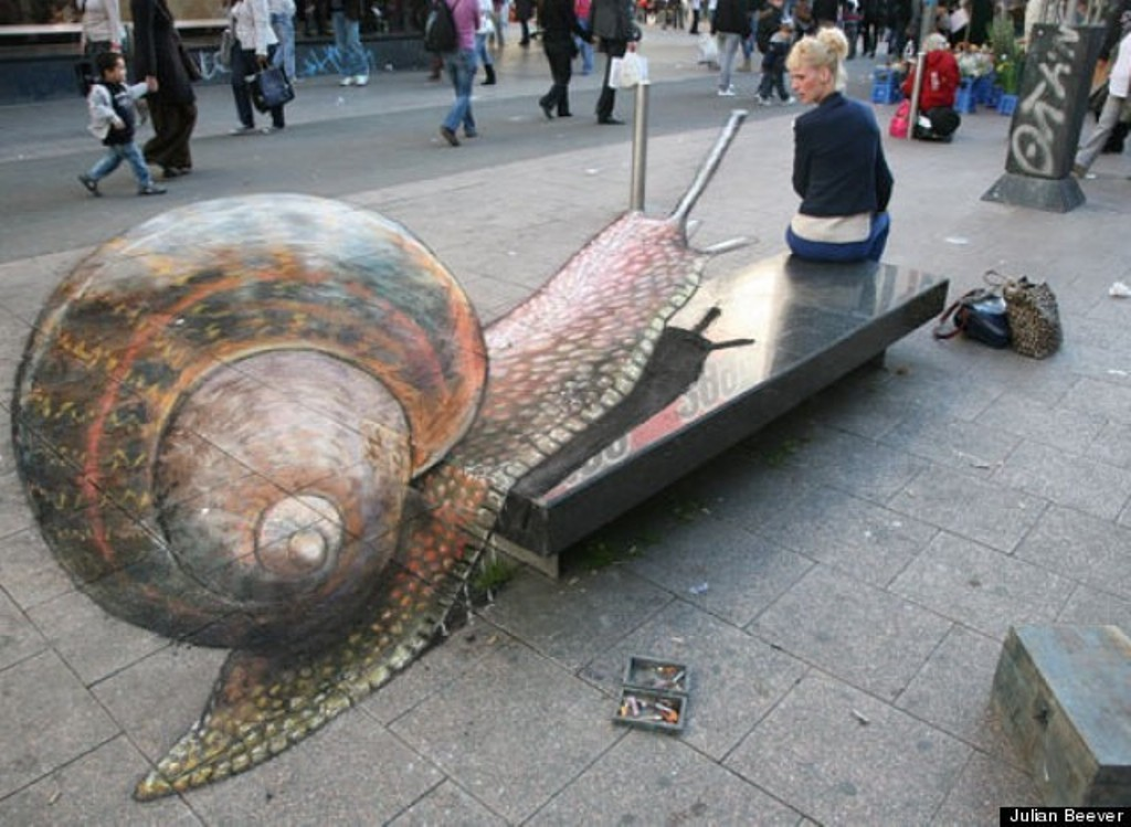 3D-Chalk-Art-Drawings-31 40 Most Fascinating 3D Chalk Art Drawings